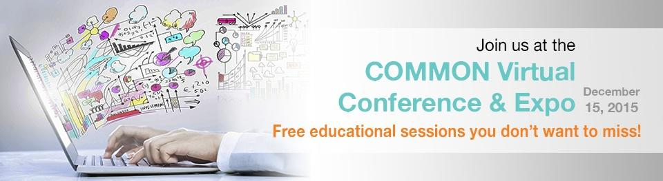 Join Fresche Legacy at COMMON Virtual Conference