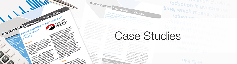 looksoftware Case Studies