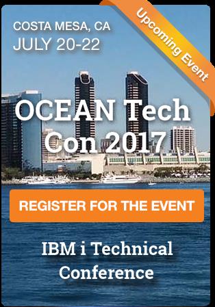 ocean-2017-ibmi-conference
