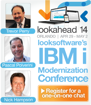 looksoftware's IBM i Modernization Conference