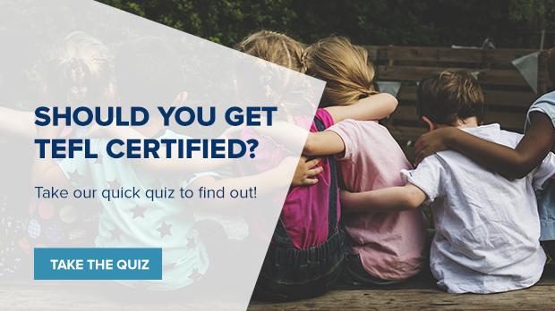 tefl certification quiz