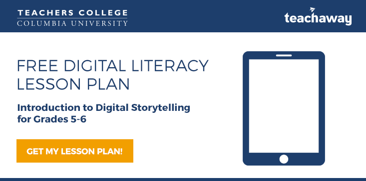 digital literacy lesson plan