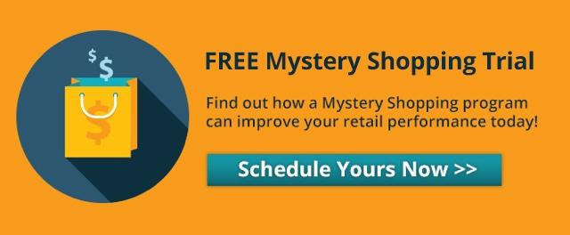 Free Mystery Shopping Trial