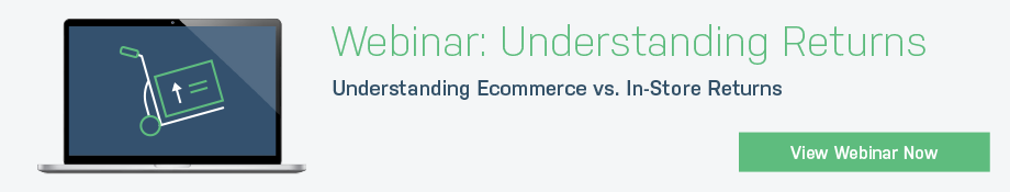 Understanding Product Returns - Ecommerce vs In-store