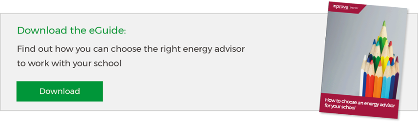 how to choose and energy advisor for your school
