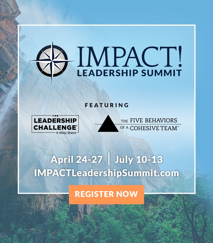 IMPACT Leadership Summit Feature Box