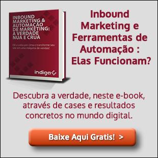 E-book Inbound Marketing e Ferramentas de Automação elas funcionam