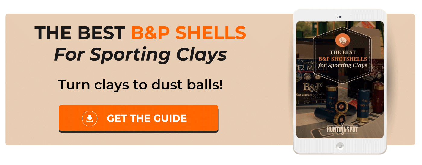 The Best B&P Shells For Sporting Clays