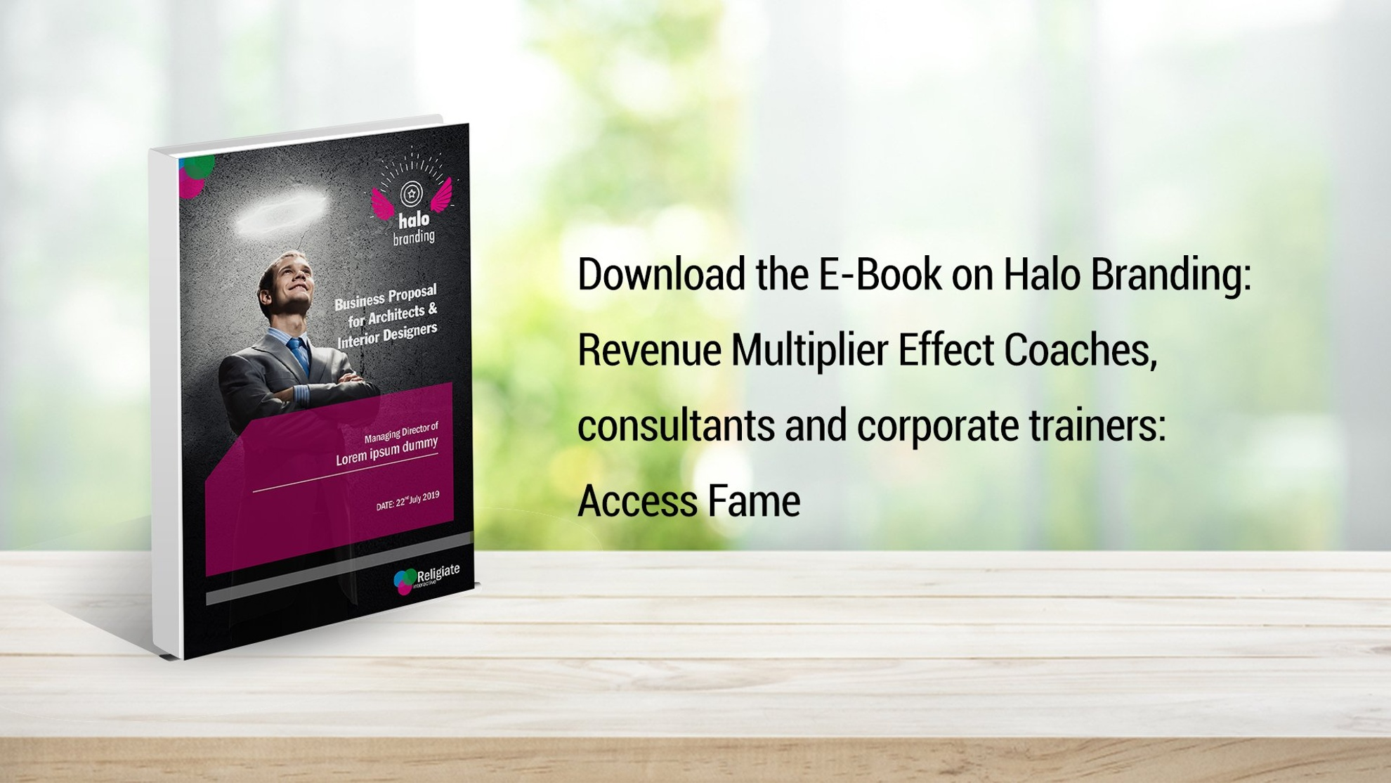 Ebook on Halo Branding