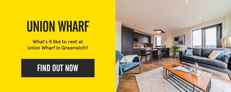 Union Wharf - Join the waitlist