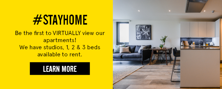 #STAYHOME - Essential Living apartments to rent Virtually