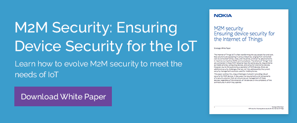 Are your M2M devices safe from cybersecurity threats?