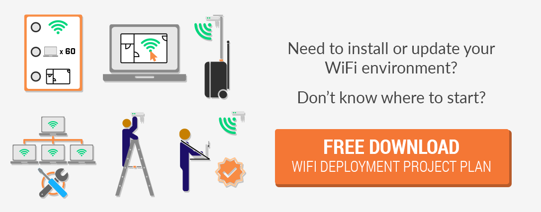 Free Download: WiFi Deployment Project Plan