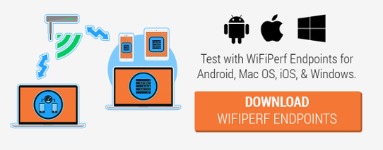 Download WiFiPerf Endpoints