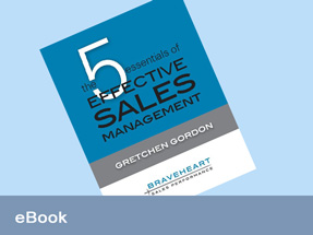 The 5 Essentials of Effective Sales Management eBook