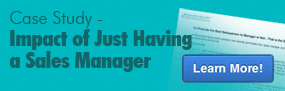 Download a case study on the Impact of just having a Sales Manager!