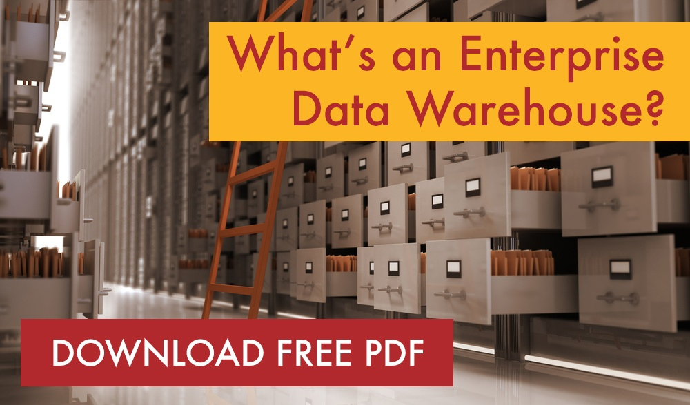 What's an Enterprise Data Warehouse?