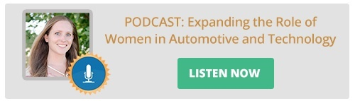 Podcast: Expanding the role of women in automotive and technology