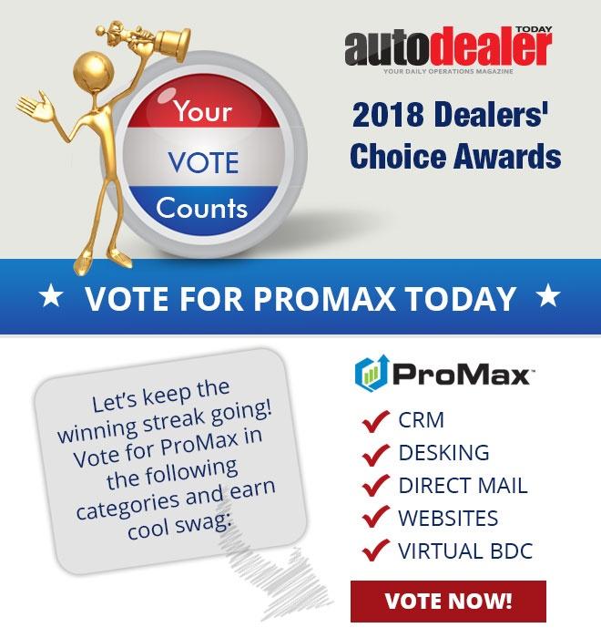 Vote for ProMax