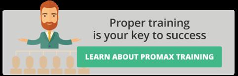 ProMax software training