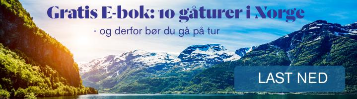 last ned gratis e-bok om gåturer i Norge