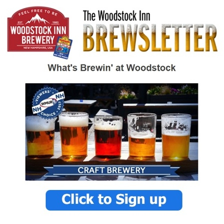 Sign up for the brewsletter