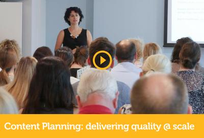 Content Planning Presentation Video
