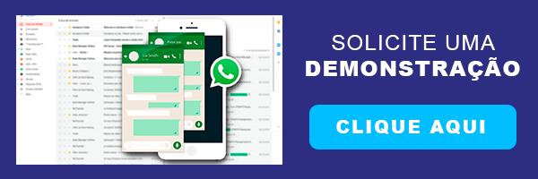WApp integra o WhatsApp com o E-mail - Uma solução da Desk Manager