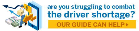 Are you struggling to combat the driver shortage?