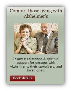 Comfort those living with Alzheimer's