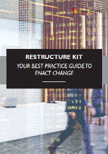 Get your restructure kit here