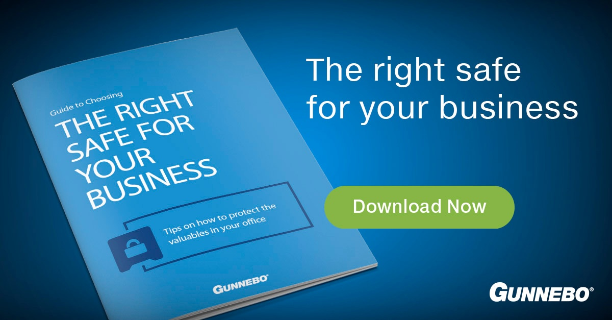 Guide - The right safe for your business