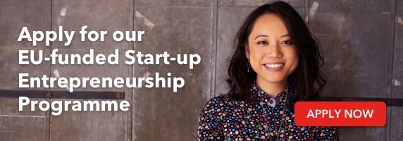 Apply for our EU-funded Start-up Entreprenuership Programme to get your  business off to the right start