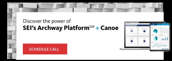 SEI Archway Platform and Canoe Intelligence