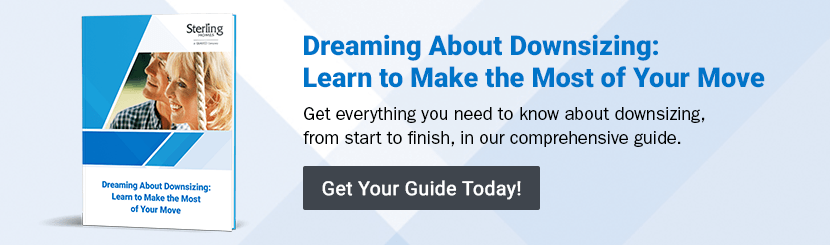 Click here to get your free guide, Dreaming About Downsizing: Learn to Make the Most of Your Move, today!