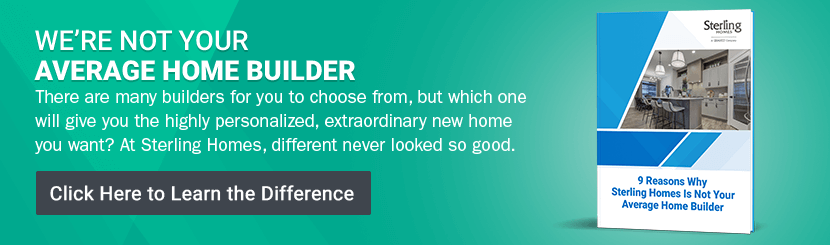 Click here to learn why Sterling Homes could be the best choice for you!