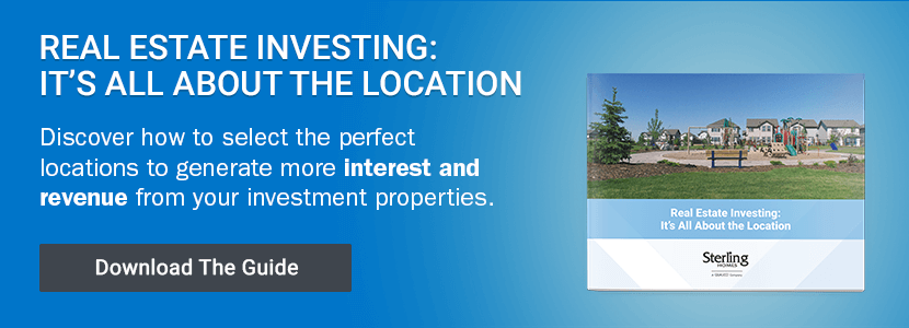 Click to download your copy of Real Estate Investing: It's All About The Location