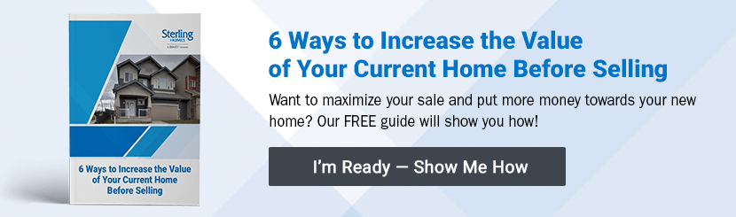 Click here to learn the 8 Ways to Increase the Value of Your Current Home Before Selling today!