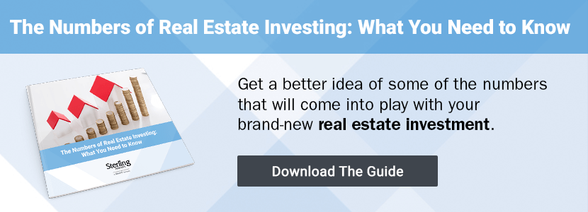Click here to get your copy of The Numbers of Real Estate Investing: What You Need to Know