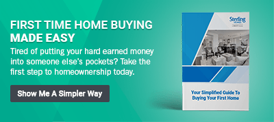 Click here to get this simple first-time home buyer's guide!