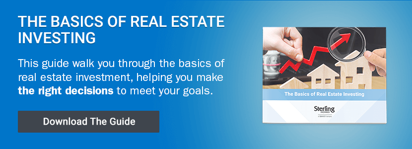 Click here to download a copy of The Basics of Real Estate Investing now!