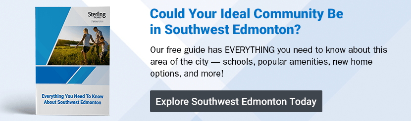 Click here to learn all about southwest Edmonton today!