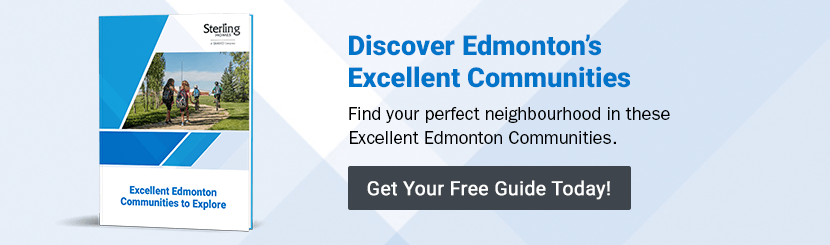 Click to download a copy of Excellent Edmonton Communities to Explore now!