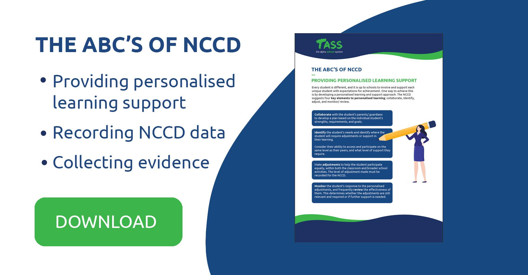 Download NCCD Guide