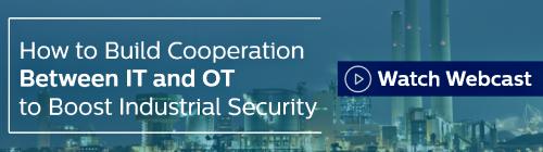 IT OT Cybersecurity