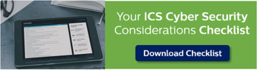 ICS Cyber Security Solution