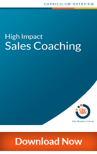sales coaching curriculum overview