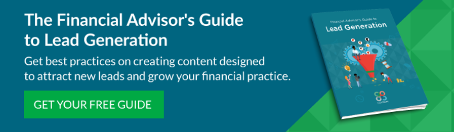 Download The Financial Advisor's Guide to Lead Generation