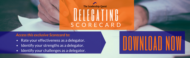 Delegation Scorecard_Free Download