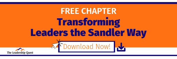 Transforming Leaders The Sandler Way FREE CHAPTER_Download Here
